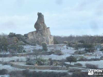 Gran Cañada; Cordel de la Pedriza; campamentos de niños; grupos de montaña;hoces de beteta